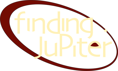 Finding Jupiter Band Logo